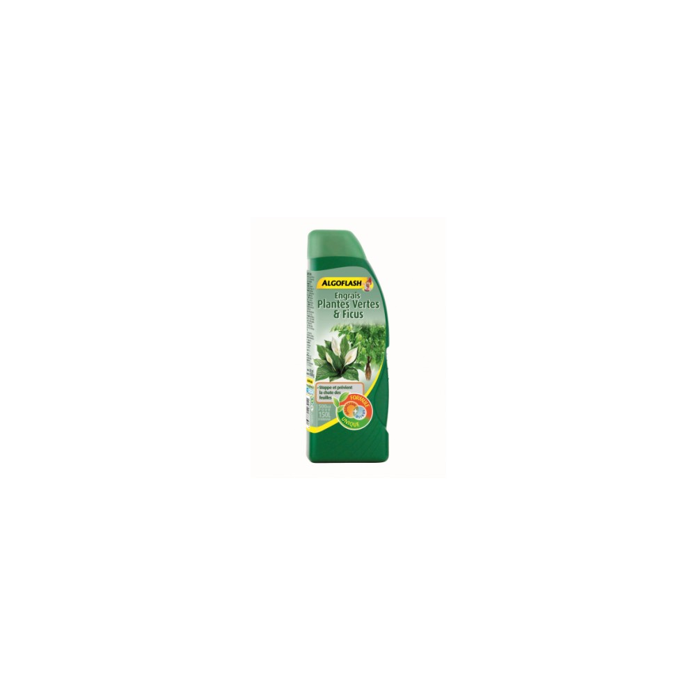 ENGRAIS PLANTES VERTES 500 ml