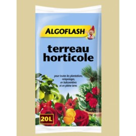 TERREAU HORTICOLE ALGO 20L