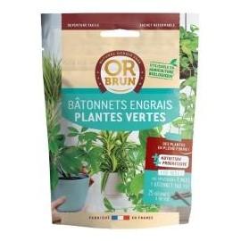 ENGRAIS PLANTES VERTES  25 UNITES