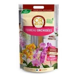 TERREAU ORCHIDEES 4L